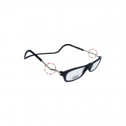 CliC Lesebrille - Original Reader XL Schwarz/Black