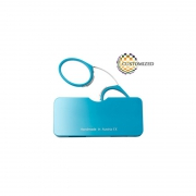 seeoo pince-nez turquoise customized